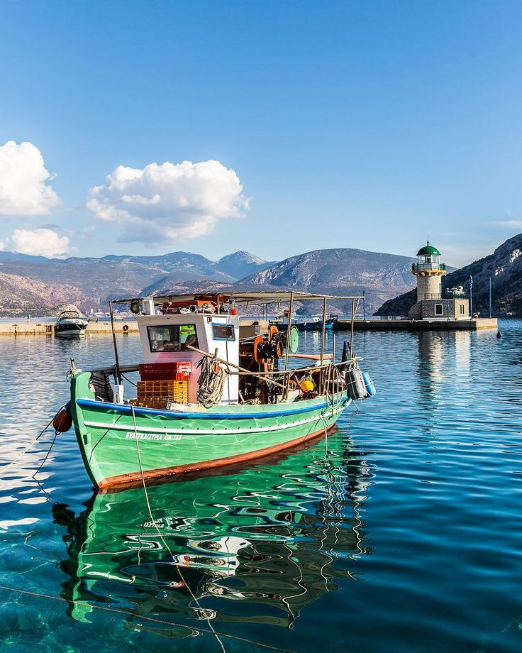 Antikyra Greece