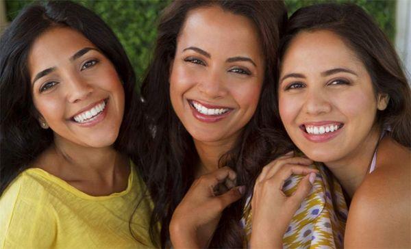 Las mujeres hispanas tienden a tener menor riesgo de sufrir enfermedades cardiacas que sus contrapartes caucásicas
