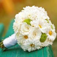 Daisy Day Bridal Bouquet