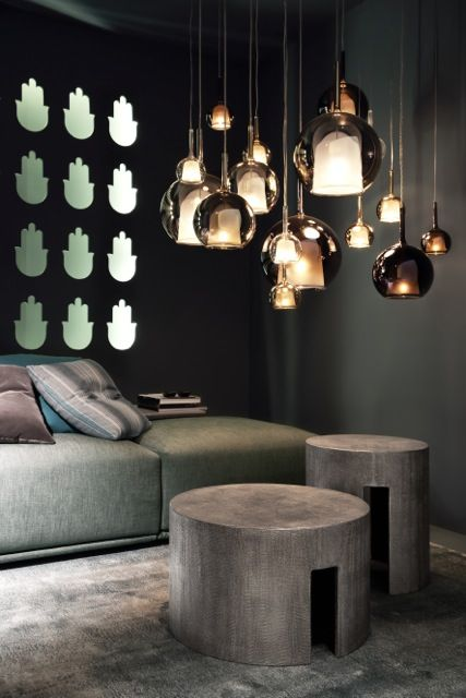 Glo Pendants made in Italy by Penta. Available at Sarsfield Brooke.