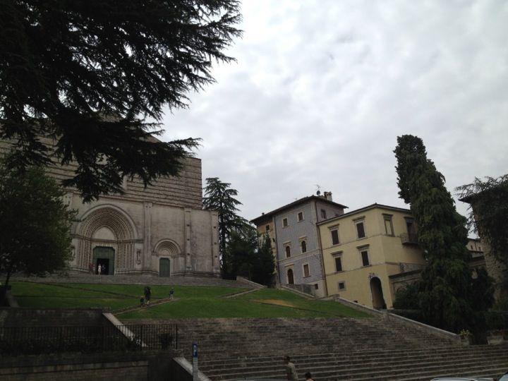 Todi w Perugia, Umbria