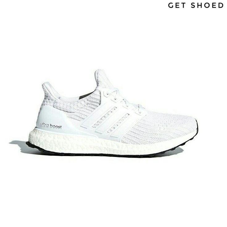 __ Highly anticipated adidas Ultra Boost 4.0 \u0027Triple White\u0027 is releasing on  original retailers including adidas.com on November 30.