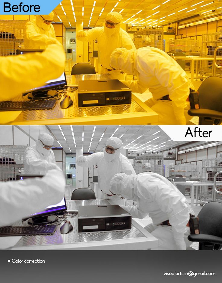 Colour casting in image, removing unwanted colours from the image which damages the beauty of the real image...