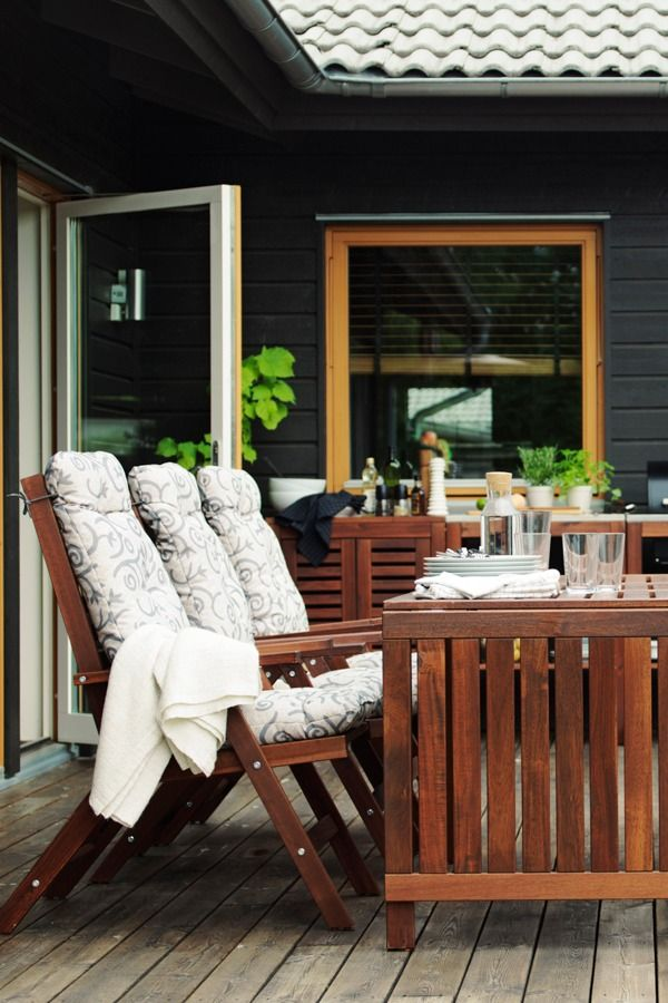 Create Your Favorite Spot To Eat Out, Right In Your Own Backyard! IKEA  Outdoor