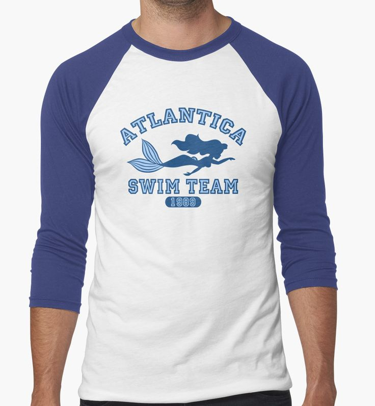 « Atlantica Swim Team » par Ellador