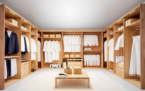 If your clothes and fashion items are no longer fit to your old closet, then there is nothing that can stop you to get a new close