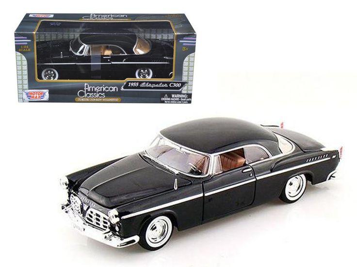 1955 Chrysler C300 1:24 Diecast Model Car by Motormax