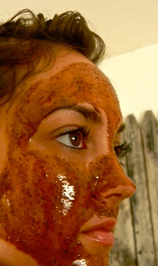 Easy DIY Face mask: 2 tablespoons of honey, 1 teaspoon of ground cinnamon, 1 teaspoon of ground nutmeg -- Apply paste in circular upward motion and then let it sit for 30 minutes before washing off with warm water.