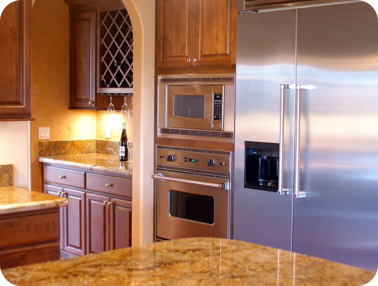 A Full Bullnose Edge Can Add Personality To Your Kitchen. View Options For Granite  Countertop