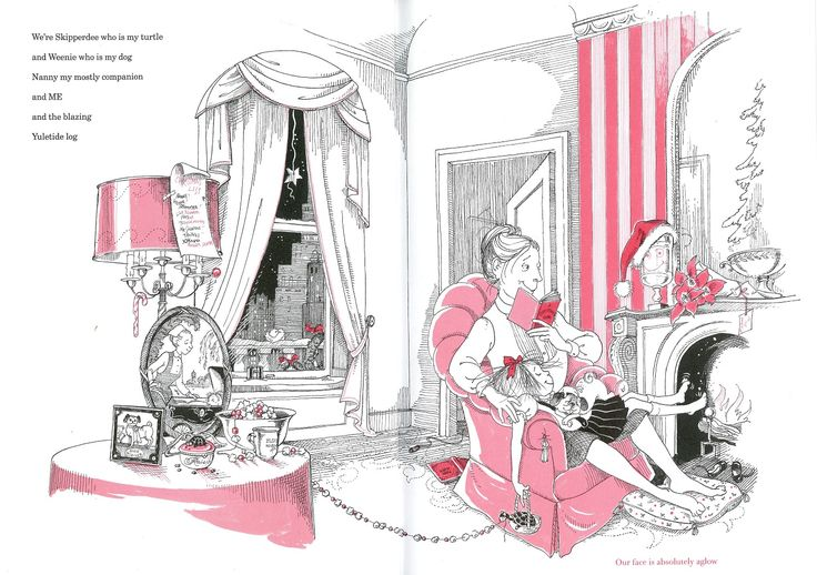 Eloise at Christmastime by Kay Thompson | tygertale