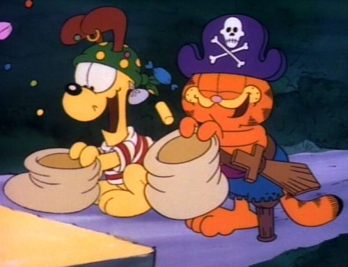 Garfield's Halloween Adventure. The best.