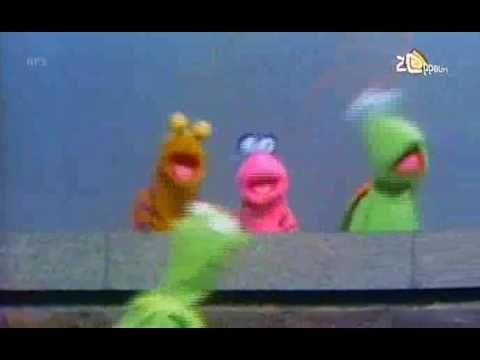 Sesamstraat - Kermit telt zes kevertjes - YouTube