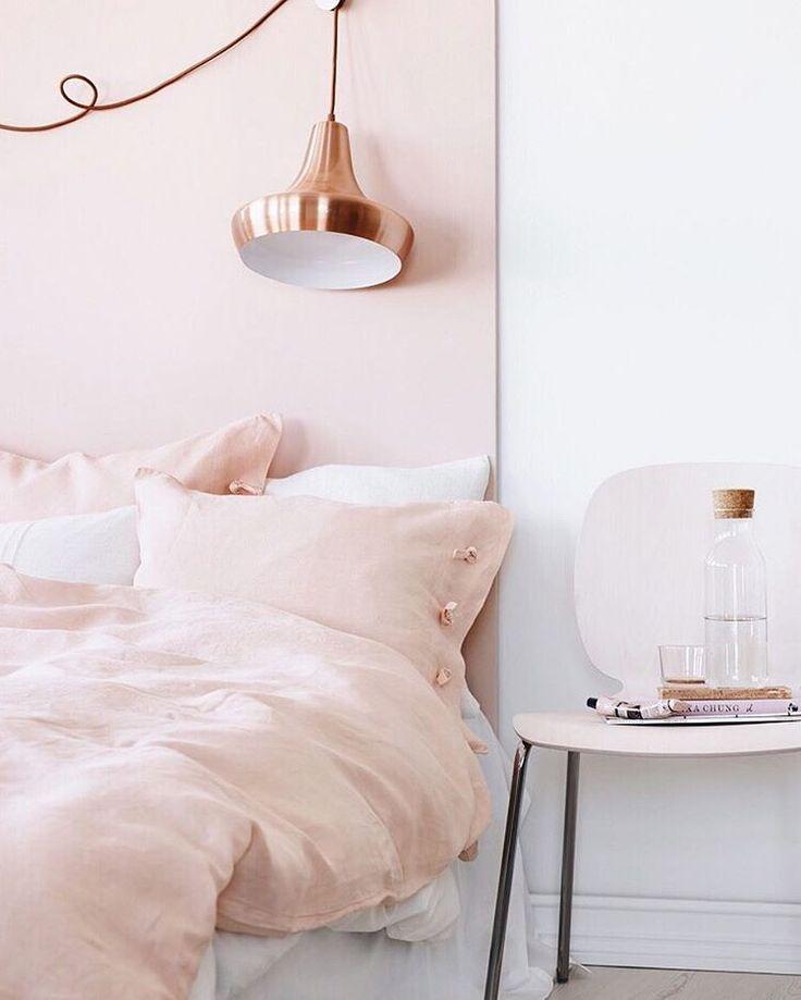 Rose Quartz And Copper Bedroom (Daily Dream Decor)