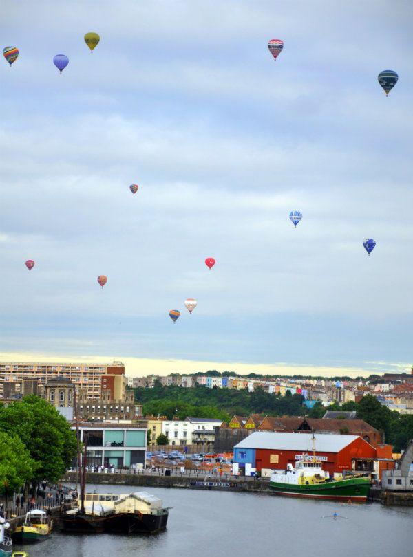 [Bristol International Balloon Fiesta]