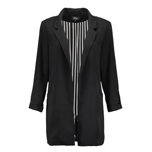 8MM. NICOLA Blazer, Black, medium