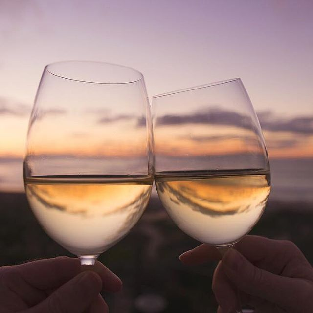 Cheers to another wonderful day at the beach! Our balcony is a great place for seaside sunsets. Visit our website to find out what makes The Last Word Intimate Hotels beyond boutique.