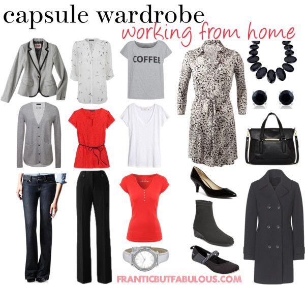 17 bästa bilder om // capsule wardrobes // på Pinterest ... : capsule garderob : Garderob