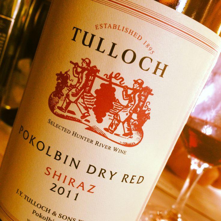 Deserving trophy winner at the 2013 Hunter Valley wine show #hvws13 #tullochwines