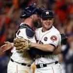 Astros grab World Series advantage after win over Dodgers in Game 3