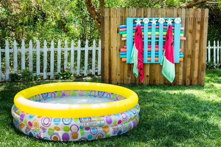 Keep you pool safe and organized with a simple Pool Storage DIY by Ken Wingard! For more DIYs tune in to Home & Family weekdays at 10a/9c on Hallmark Channel!