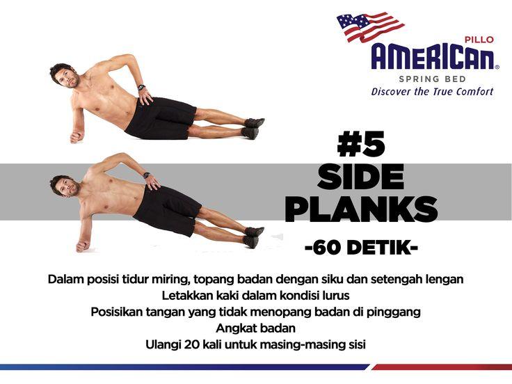Sahabat, berikut ada tips dan info olahraga sederhana selepas bangun pagi. Ayo olahraga, Sahabat! (habis) #AmericanPilloInfo