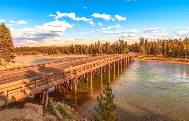 Fishing Bridge Yellowstone, WY   Yellowstone, Park, Good times