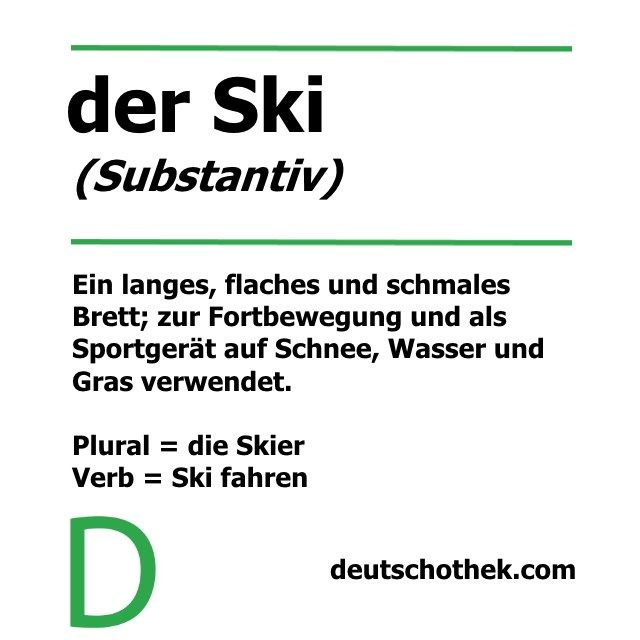 Seid ihr schon einmal Ski gefahren?  Have you ever been skiing?  #Deutschothek #Deuschtkurse #deutscheSprache #Deuschtlernen #Sprachkurs #Sprachschule #languageschool #languagecourse #germanlanguage #learnGerman #Ski #Skifahren #ski #skiing
