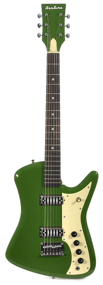 EASTWOOD AIRLINE Bighorn Green | Chicago Music Exchange // #want