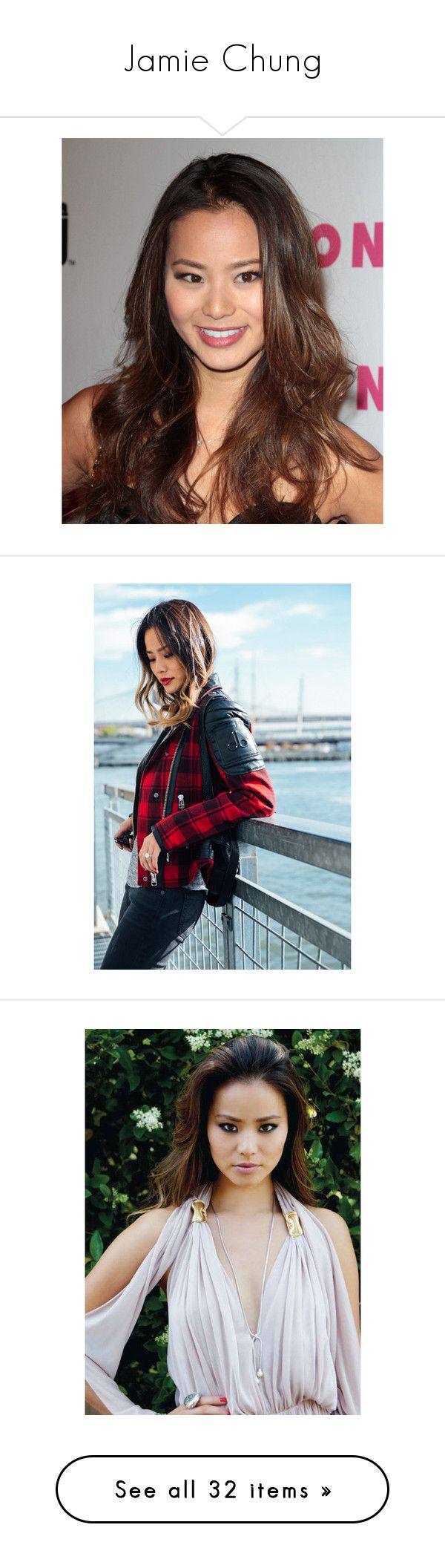"""Jamie Chung"" by anjinha1267 on Polyvore featuring jamie chung, people, female models e sucker punch"