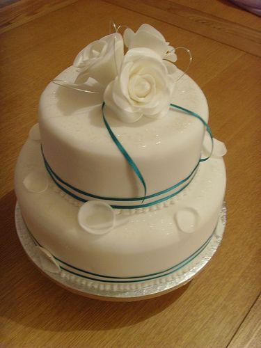 cute and simple: Creative Cake, Cake Design, Amazing Cake, Dawni Cake, Eating Cake, Cake Cake, Teal Cake