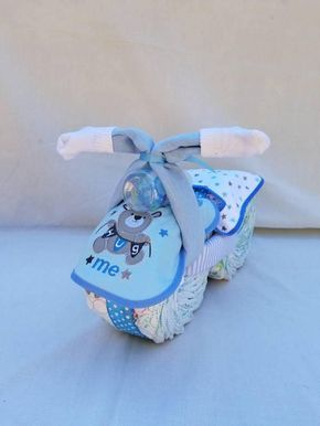 Diaper Bike (Motorbike) – Boy