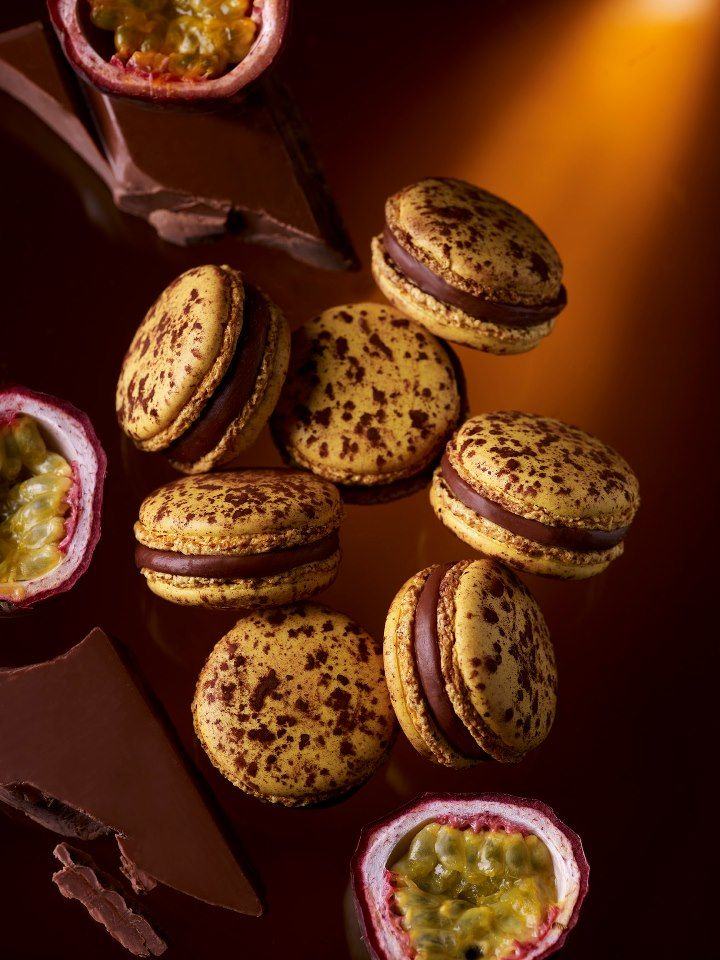 Mogador [Milk chocolate & passion fruit]