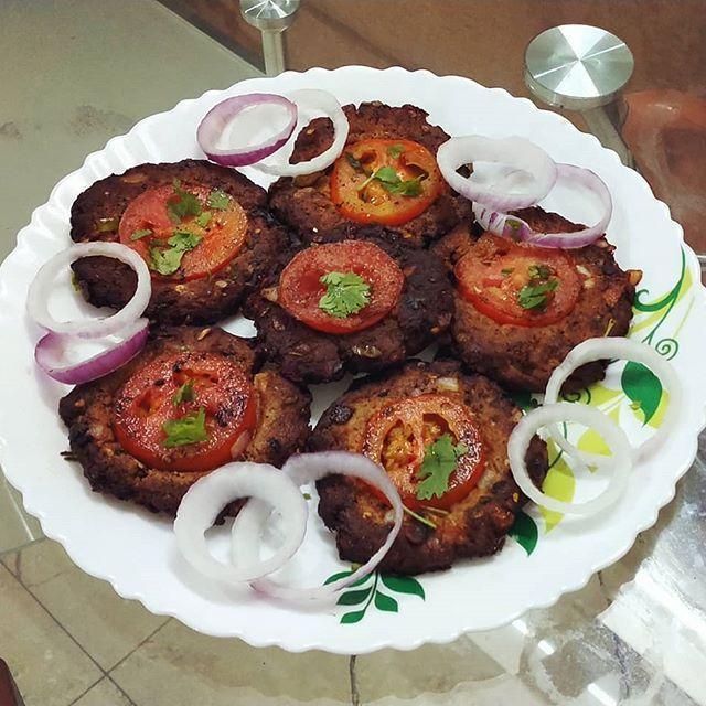 Die 10 besten Snack-Ideen heute (mit Bildern) – Peshawari Chapli Kabab für … …