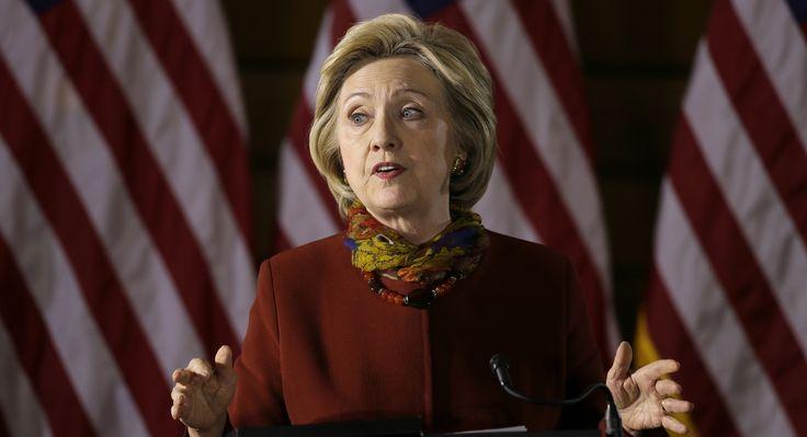 Hillary Clinton polls: She strengthens national lead over Bernie Sanders - POLITICO