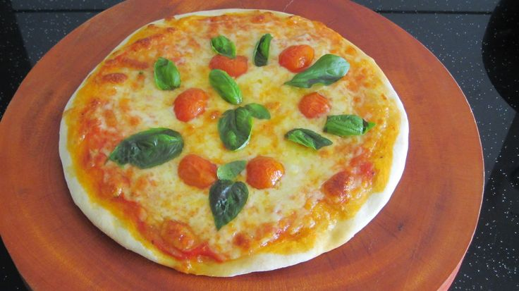Pizza Margarita пицца маргарита рецепт Hướng dẫn cách làm bánh pizza mar...