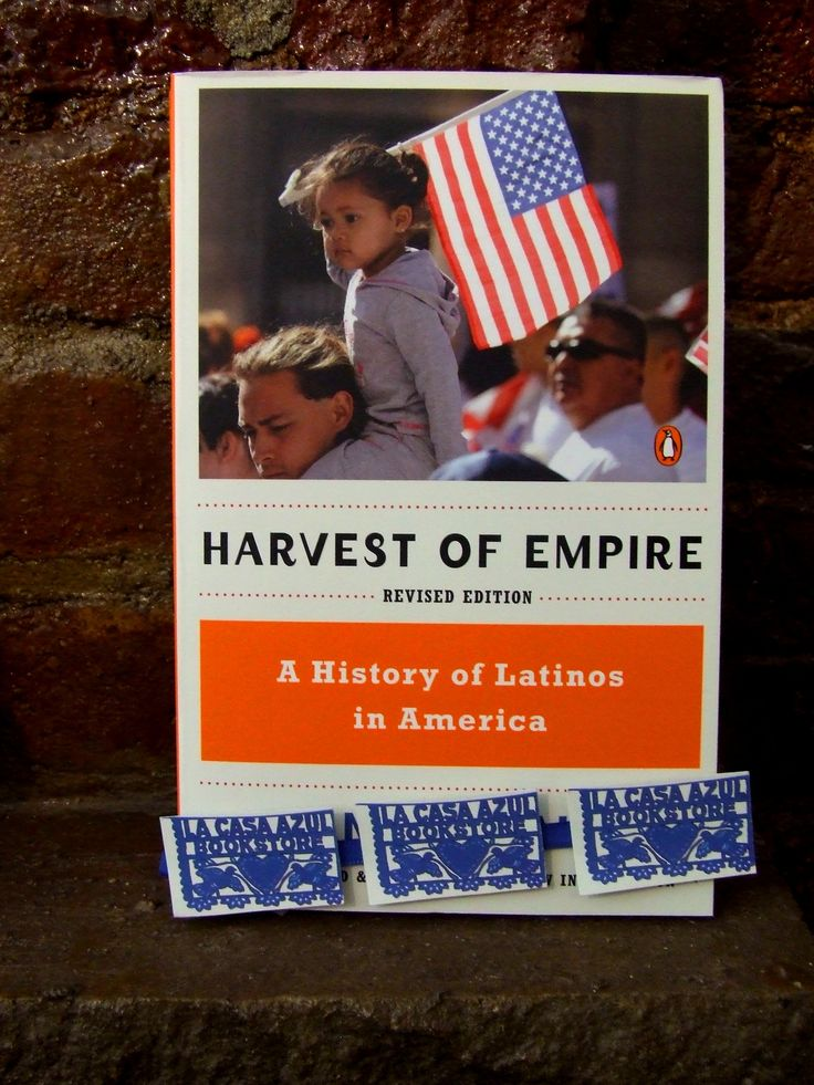 harvest of empire by juan gonzalez Get this from a library harvest of empire : a history of latinos in america [juan gonzález] -- includes chapters on puerto ricans, mexicans, cubans, dominicans, central americans in general, colombians, and panamanians.