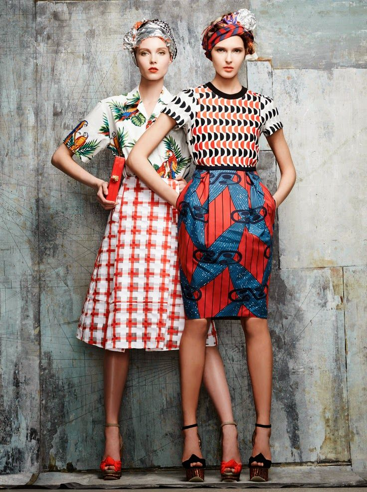 MODA: Como usar | Mix prints
