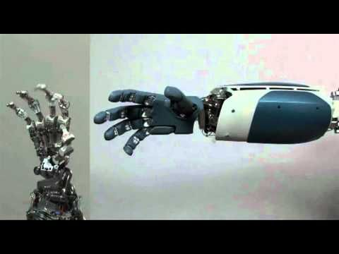 how to build a simple robot hand