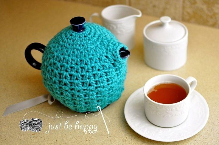 211 Best Crochet Tea Cosies Images On Pinterest Crochet Tea Cosies