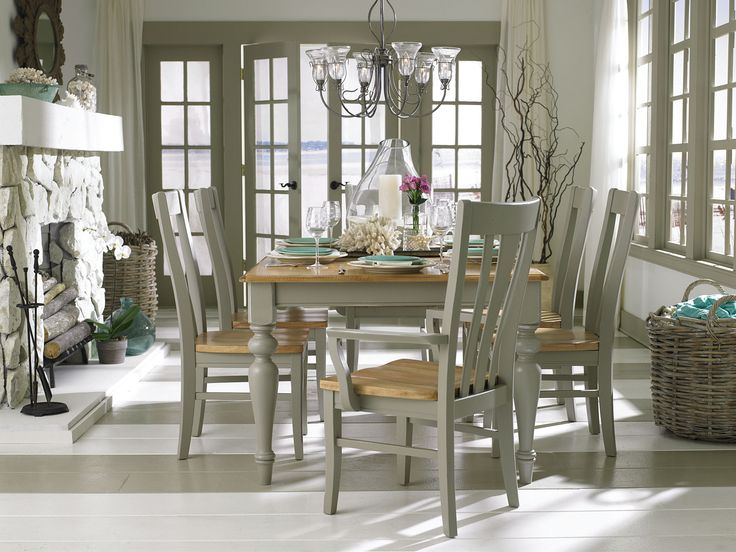 Dining Room Table Made By Bassett Furniture. Shop This Collection And More  At Room To