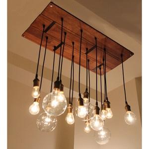 Cool light fixture: Lights, Dining Room, Ideas, Lighting, Chandeliers, House, Things, Light Fixture