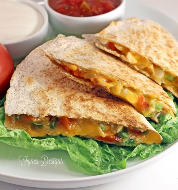 These Chicken quesadilla are super easy to make, a great quick supper idea- with step by step how to