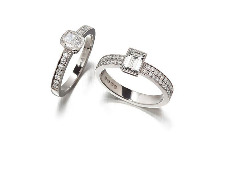 A Diamond Ring Duo