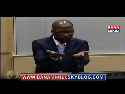 Charles Blé Goudé humilie et ridiculise Fatou Bensouda et démontre l'ins...