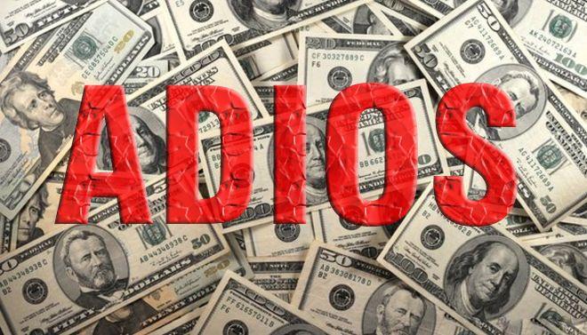 ¿Estamos ante el fin del dinero en efectivo?