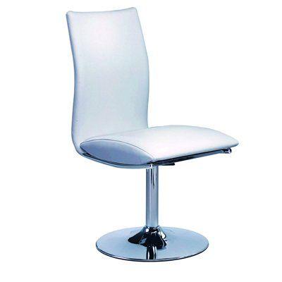 Creative Images C179 Geneva Swivel Dining Chair (Set of 2)
