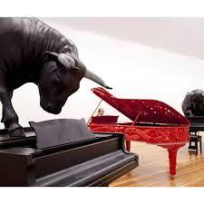 Image result for michael parekowhai piano