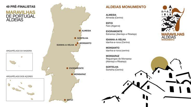 6º episódio - 13/Ag./2017 - ALDEIAS MONUMENTOS - Almeida (Almeida) - Estoi (Faro) - Evoramonte (Estremoz) - Idanha-a-Velha (Idanha-a-Nova) - Sortelha (Sabugal) - MONSARAZ (a VENCEDORA) (Reguengos de Monsaraz).