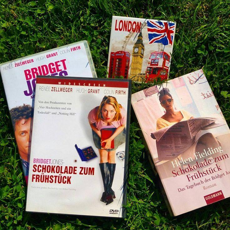 Bridget Jones - Have you met Miss Jones? Ich habe es gelesen und den Film gesehen. Was mögt ihr lieber?  Bei mir hat der Film das Rennen gemacht, vielleicht weil ich 'Pummelchen' zu erst im Film gesehen und dann erst per Buch für mich entdeckt habe. #bridgetjones