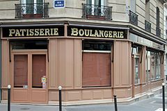 Photo de Boulangerie, Paris 15e arrondissement, PA00086646